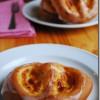 Pudding-Brezeln
