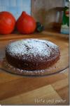 Schoko-Birnenkuchen