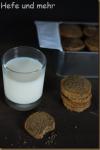 Dinkel-Mohn-Kekse
