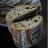 Honig-Brot mit Kamut
