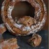 Feuriger Walnuss-Ring mit Kamut
