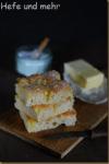 Butterkuchen (mit süßem Starter)