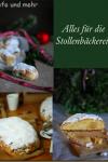 Stollenbäckerei 2014: Es wird Zeit zu planen