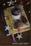 Schokoladen-Kardamom-Sablés
