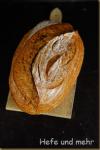 Korniges Weizenbrot mit süßem Starter