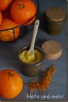 Orangenpulver