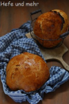 Brotbacken für Anfänger XVI: Eingenetzes Brot