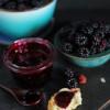Brombeer-Marmelade (ohne Gelierzucker)