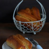 Brotbacken für Anfänger XXI: Dinkel-Quark-Weckle mit Emmer