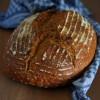 Hafergrütz-Brot