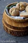 Rustikale Kartoffelbrötchen