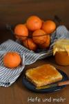 Samtige Orangenmarmelade (ohne Gelierzucker)
