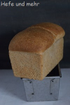 Dinkel-Sandwichbrot (60% Vollkorn)