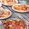 Pizzateig mit süßem Starter