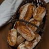 Dreikorn-Kartoffel-Brötchen
