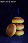 Möhren-Burger-Buns