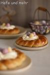 Osternest-Puddingteilchen