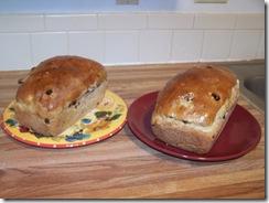 miller cinneamon and raisin bread