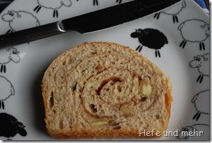 Mandel Zimt Brot