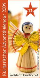 Kulinarischer Adventskalender 2009 - Türchen 12