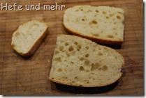 Baguette-Brötchen (2)