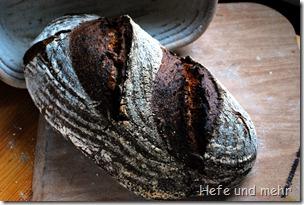 Dinkel Buchweizen Brot