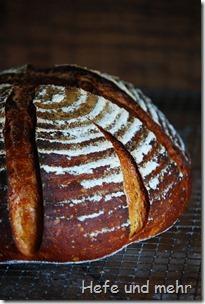 Süsskartoffel-Kichererbsen-Brot