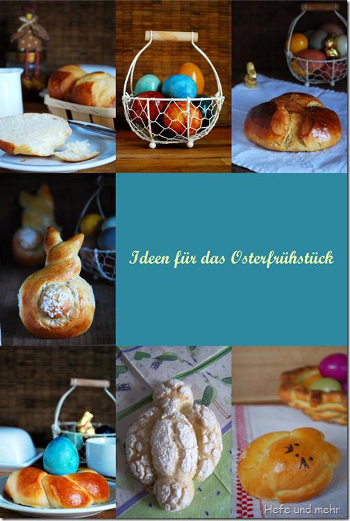 Osterfrühstück