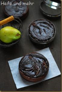 Birnen-Schokoladen-Tarte 2