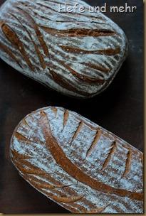 Honig-Brot mit Kamut (1)
