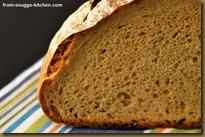 Sandra Kamut-Roggen-Brot 1