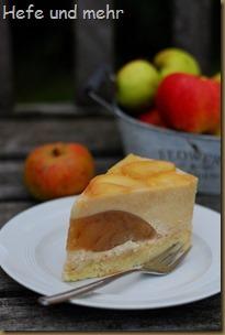 Apfelmousse-Torte (3)