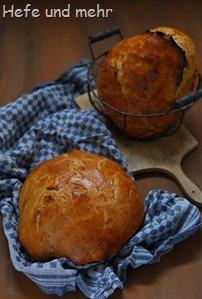 Eingenetzes Brot