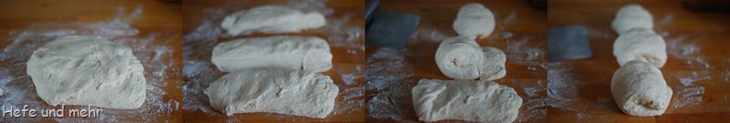 Baguette formen 1
