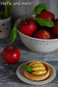 Karamell-Apfel-Tartletts (2)