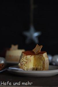 Zimtmousse-Törtchen mit Apfelcurd-Füllung (4)