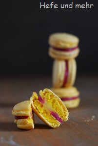 Zitronen-Himbeer-Macarons (3)