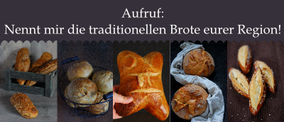 Regionale Brote mit Tradition