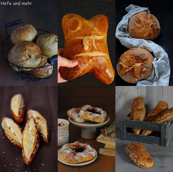 regionale Brotsorten