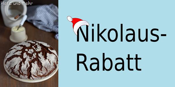 Nikolaus-Rabatt