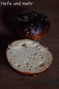Laugen-Burger-Brötchen