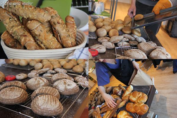 Zeit zum Brotbacken 1