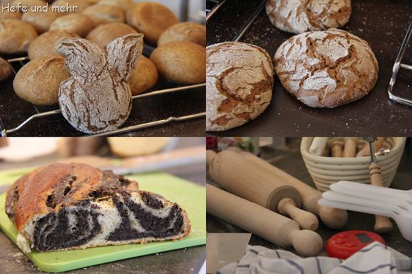 Zeit zum Brotbacken 5