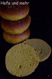 Möhren Burger Buns (4)