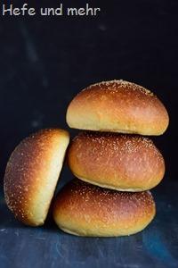 Mascarpone Burger Buns (2)