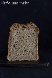 Porridge-Brot (Feierabendbrot)