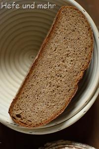 Joghurt-Vollkornbrot mit Honig (Feierabendrezept)